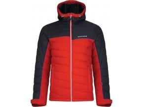 Męska kurtka narciarska Dare2B SLALOM czerwona