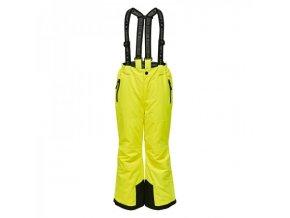 Dětské lyžařské kalhoty LEGO® Wear PING 881 Žlutá