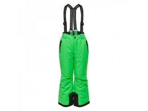 Dětské lyžařské kalhoty LEGO® Wear PING 881 Zelené