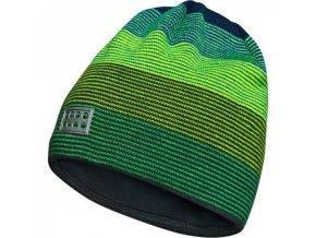 Chlapecká zimní čepice LEGO® Wear AIDEN 716 Zelená