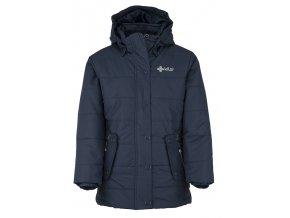 Dziewczęca kurtka zimowa KILPI TAURA-JG niebieska 19