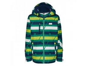 Chlapecká lyžařská bunda Lego Wear JAKOB 776 zelená