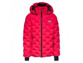 Dětská zimní bunda Lego Wear JAKOB 708 Růžová