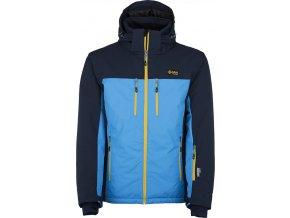 Męska kurtka narciarska KILPI MARYL-M niebieska (DUŻY ROZMIAR)