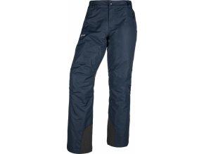 Męskie spodnie narciarske KILPI GABONE-M granatowa 19 (DUŻY ROZMIAR)