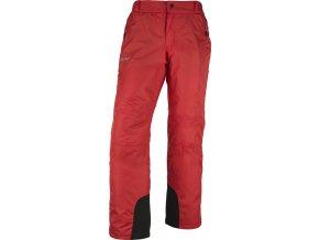 Męskie spodnie narciarske KILPI GABONE-M Czerwona 19 (DUŻY ROZMIAR)