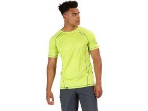 Pánské funkční triko  REGTTA RMT164 Virda II žluté