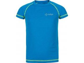 Chłopięca koszula funkcjonalna KILPI TECNI-JB Modrá 19