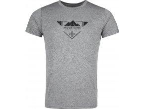 Męska koszulka KILPI GAROVE-M czarna 19 1