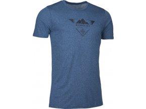 Męska koszulka KILPI GAROVE-M Niebieski 19 b