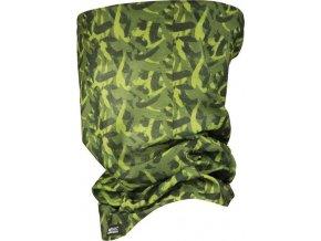 Zielony komin Regatta RMC052 Print Multitube
