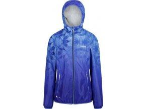 Dámská nepromokavá bunda REGATTA RWW328 Leera III Tmavě modrá