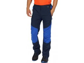 Pánské outdoorové kalhoty Regatta RMJ193R Sungari Modré