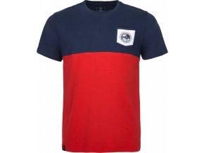 Męska koszulka bawełniana KILPI AREC-M Czarna 19 b
