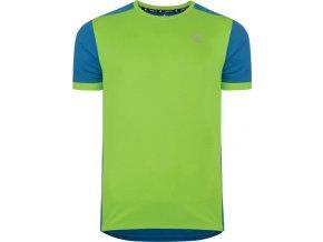 Zielony t-shirt męski DMT464 Dare2B Unifier