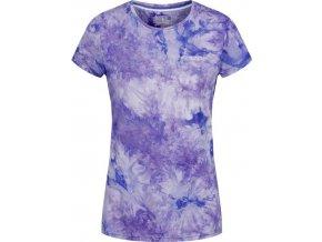 Fioletowa koszulka damska Regatta RWT180 Fingal IV