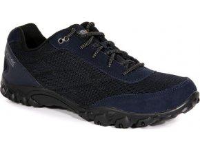 Granatowe buty na co dzień męskie RMF618 REGATTA Stonegate II