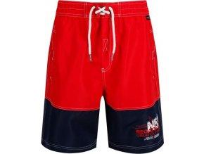 Czerwone spodenki do pływania męskie RMM010 REGATTA Bratchmar III