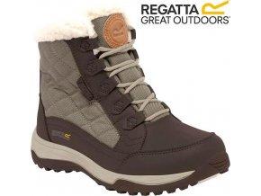 84140 damskie buty zimowe rwf433 regatta lady astoria br zowy kolor