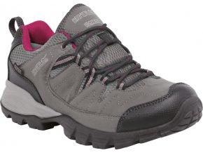 Damskie buty outdoorowe Regatta RWF449 Lady Holcombe Szare