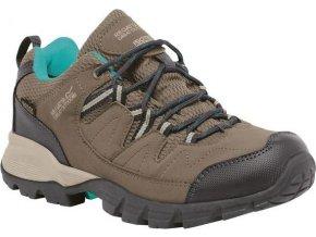 Dámská outdoorová obuv Regatta RWF449 Lady Holcombe Hnědé