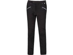 Czarne spodnie męskie RMJ212R REGATTA Mountain Trs