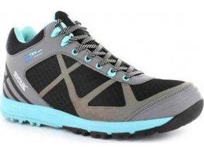 Damskie buty outdoorowe RWF418 REGATTA Ldy Hyper-Trek Niebieski kolor