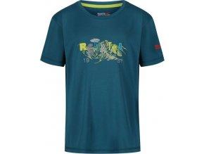 84707 t shirt dzieci cy regatta rkt096 alvarado iv niebieski kolor