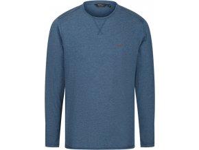Koszulka męska REGATTA RMT171 Karter niebieska