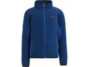 Bluza chłopięca Regatta RKA225 PIRA niebieska