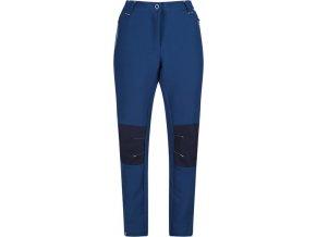 85001 spodnie outdoorowe damskie regatta rwj215r questra ii niebieskie