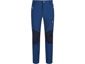 85025 panske outdoorove kalhoty regatta rmj225r questra ii tmave modra