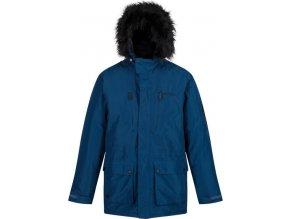Męska kurtka zimowa  RMP235  Regatta Salinger Niebieski