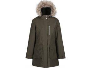 Dámská zimní bunda REGATTA RWP283  Serleena Khaki