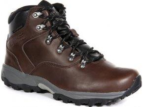 Pánská outdoorová obuv RMF515 REGATTA Bainsford Hnědá 4