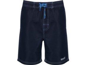 Szorty kąpielowe dla chłopców RKm004 REGATTA  Skooba II Ciemnoniebieski kolor
