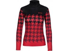 Dámské termo tričko KILPI MERANO-W Červené