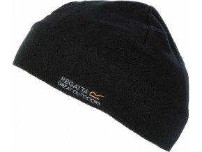 Dětská fleece čepice RKC088 REGATTA Taz II Černá