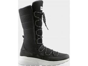 Dámské zimní boty 4F OBDH200 Černé