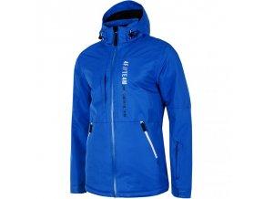 Męska kurtka narciarska 4F KUMN073 Niebieska