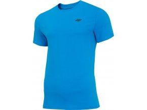 Pánské tričko 4F TSM070 Modré