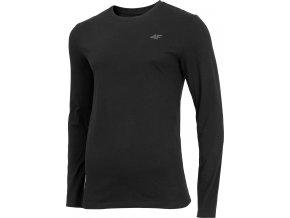 Pánské tričko 4F TSML001 Černé