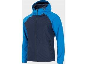 Pánská outdooová bunda 4F KUM201 Modrá
