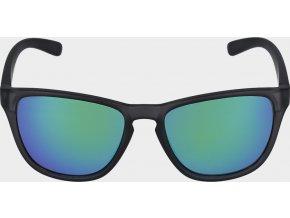 Sluneční brýle 4F OKU257 Černé_tyrkysové