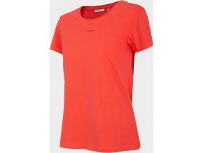 Dámské tričko Outhorn TSD629 Červené