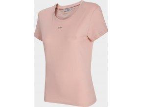 Dámské  tričko Outhorn TSD629 Světle růžové