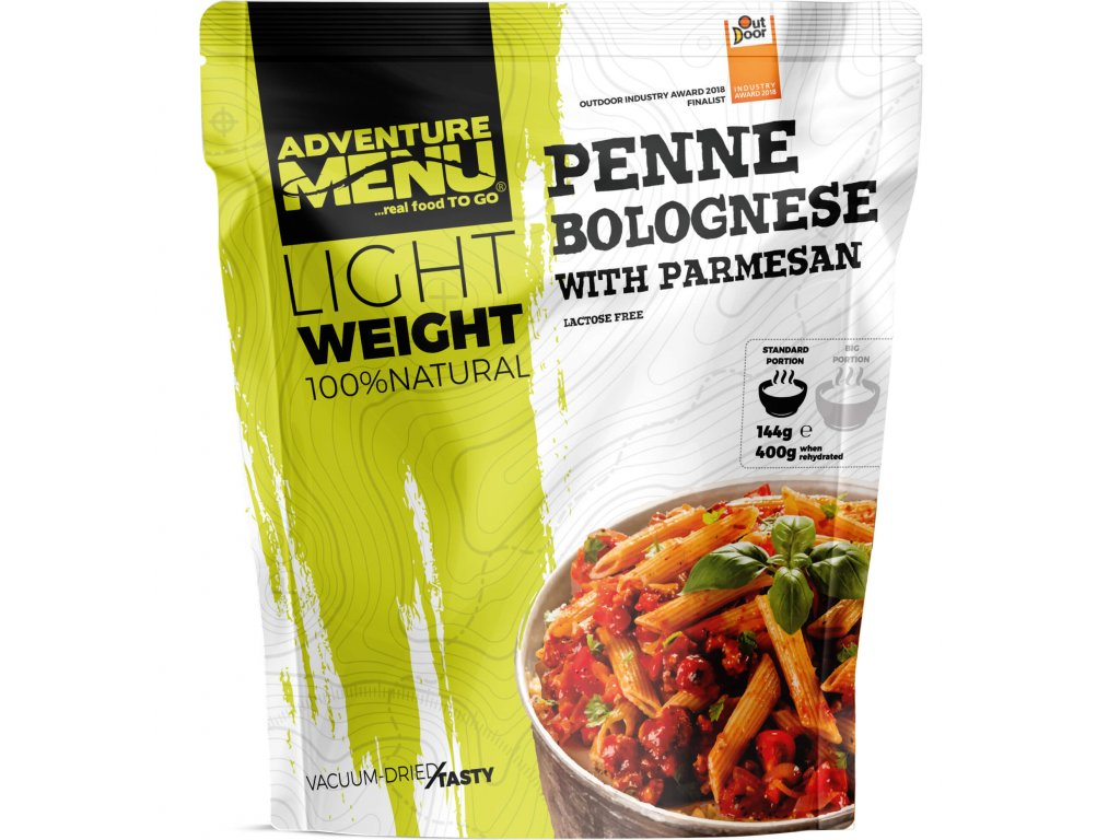 Pouch LW Penne Bolognese