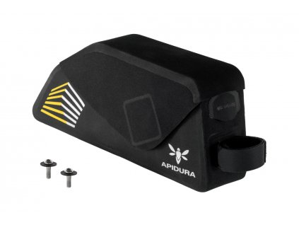 brasna apidura racing bolt on top tube pack 1l