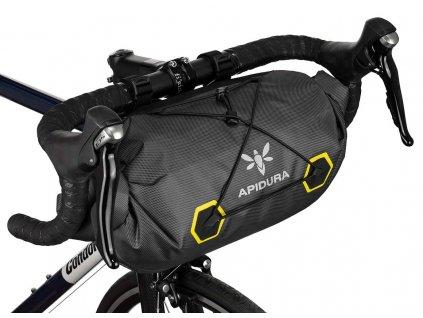 brasna apidura expedition handlebar pack