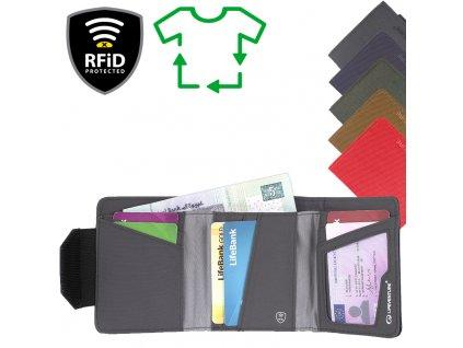 Peněženka RFiD Wallet Recycled